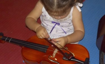 Inscribite : Coro De Niños y Jóvenes de Los Toldos