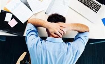 Salud en el trabajo: En tiempos de turbulencia en el empleo, el estrés laboral resurge
