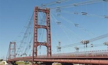 El puente colgante de Santa Fe será declarado Monumento Nacional