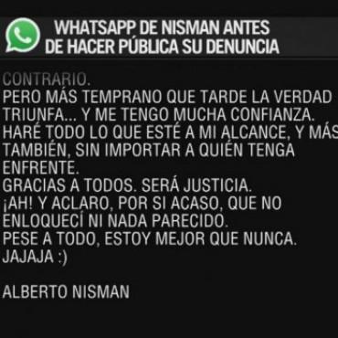 Nisman: 7 hechos para 1 asesinato by Rodolfo Patricio Florido