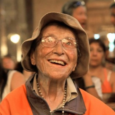 Emma, la abuela peregrina
