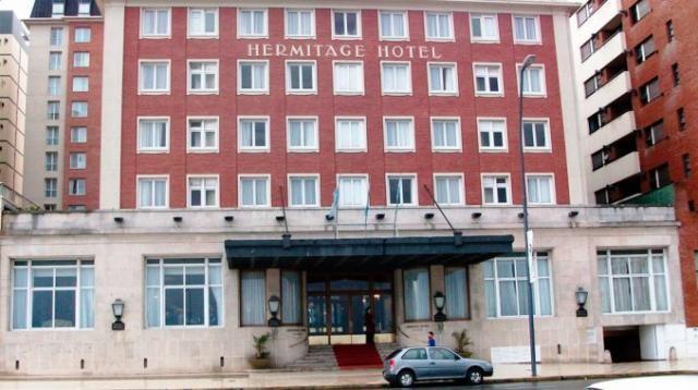 Clausuraron el emblemático hotel Hermitage de Mar del Plata