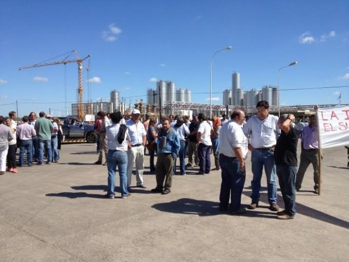 Alberto Gallo Llorente: Pedimos la Ley de Emergencia o Desastre lechero