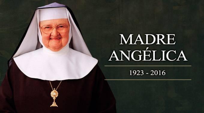 Madre Angélica, Fundadora de EWTN, falleciò èste fin de semana