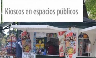 Kioscos derechos de ocupaciòn, su vencimiento