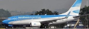 Avión de Aerolíneas Argentinas aterrizó por una amenaza de bomba