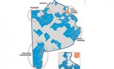 Una auditoría encargada por la Gobernadora María Eugenia Vidal arrojó que en Buenos Aires hay contaminación, desbordes cloacales y cañerías con más de 100 años que no fueron reemplazadas por ABSA