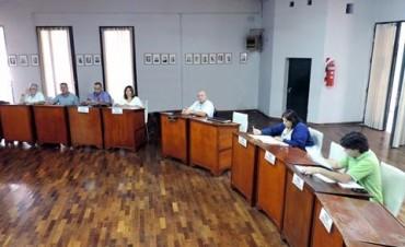 Apertura de sesiones