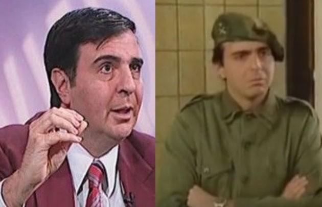 Falleció a los 57 años el actor e imitador Carlos Russo