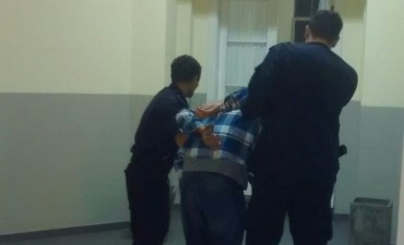 Un hombre fue detenido este fin de semana en nuestra ciudad