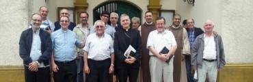 El Obispo nuevejuliense moviliza a los sacerdotes ante los desafíos pastorales por los cambios sociales