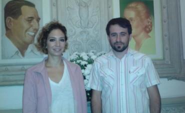 El Museo Evita es visitado tanto por viajeros y turistas locales como internacionales, la Periodista Carla Iriarte nos invita a conocerlo