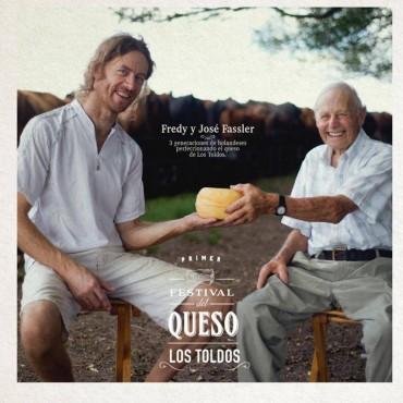 Se viene Los Toldos, capital del queso artesanal...con casi 70 años de elaboraciòn y tradiciòn familiar