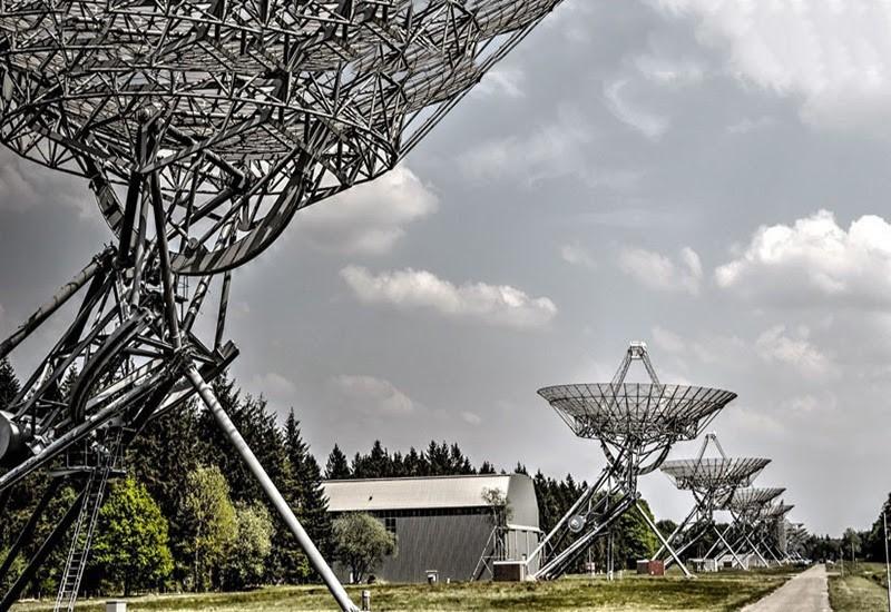 Captan 3 pulsos de radio provenientes del espacio