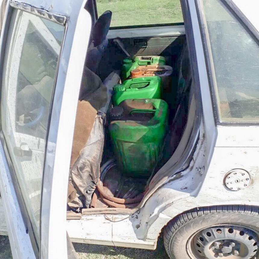 Estarían sustrayendo combustible al municipio de Gral Viamonte