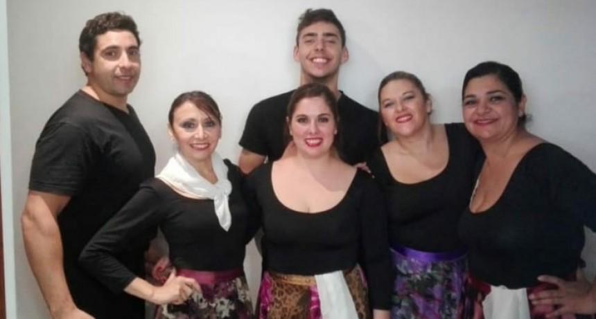 La escuela municipal de danzas nativas Huilen abre la inscripción