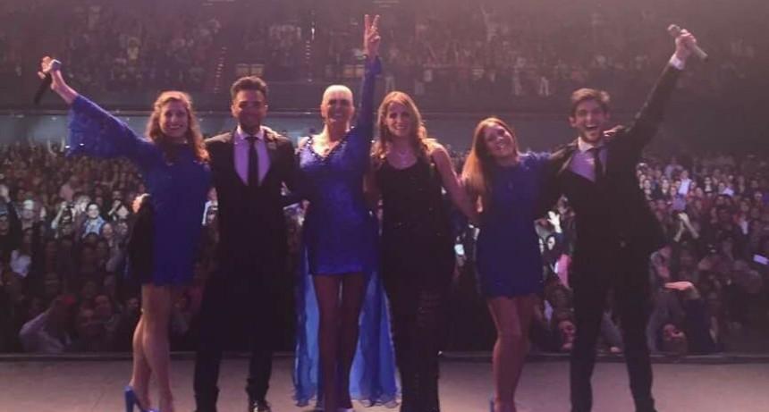 Maria José Perez Rossi participará de un reality televisivo en Canal 9 Televida de Mendoza