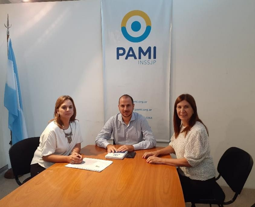 La Lic María Victoria Sosa Guzzo  asume el cargo como Directora de PAMI de General Viamonte.