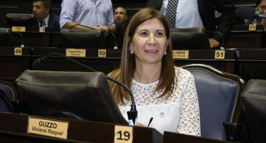 La Diputada Provincial Viviana Guzzo participó de la Asamblea Legislativa que da apertura a las Sesiones Ordinarias del 148° Periodo Legislativo