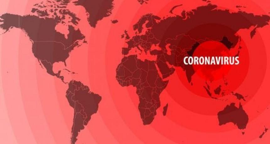 Coronavirus: la OMS eleva el riesgo de propagación mundial al nivel máximo