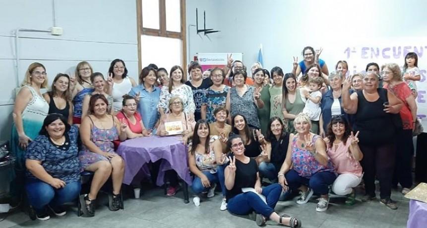 """1° Encuentro Historias de Mujeres Militantes"""" en el Partido Justicialista"""