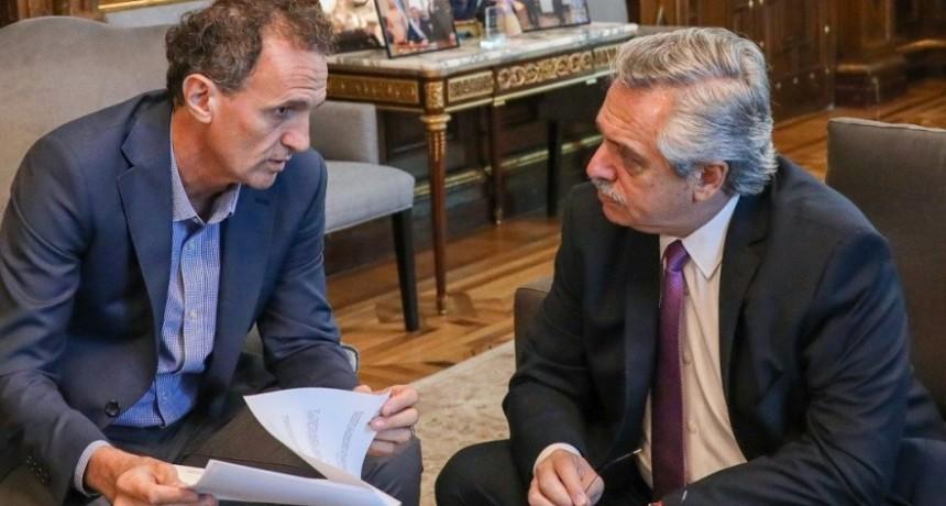 La Nación pone en marcha un ambicioso plan de obras para municipios, con 8.500 millones de pesos