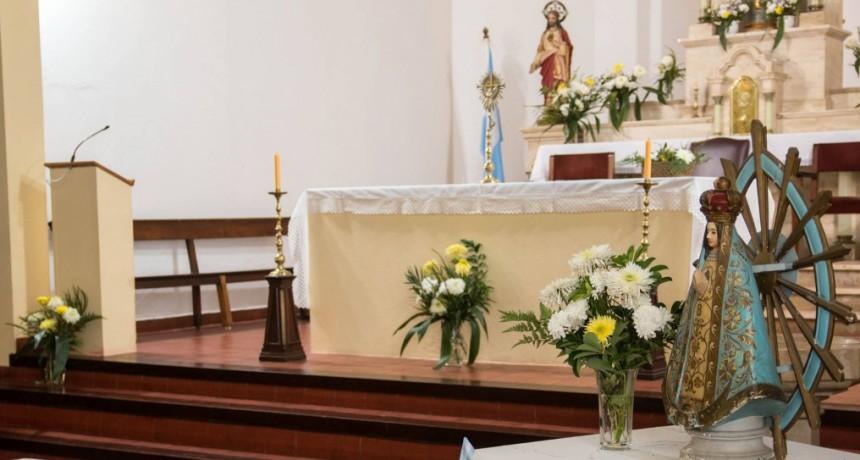Para evitar la propagación del Coronavirus en las Misas y celebraciones religiosas sufren modificaciones