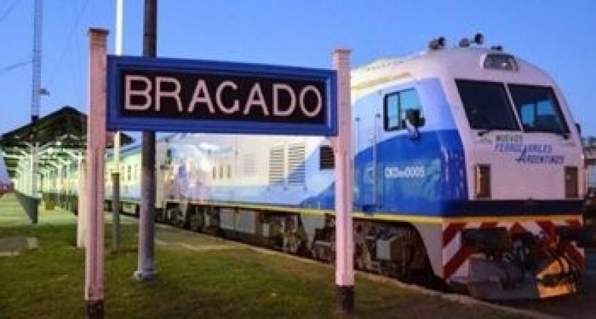 Vuelve el tren? Evaluaran los rieles entre Bragado y La Pampa