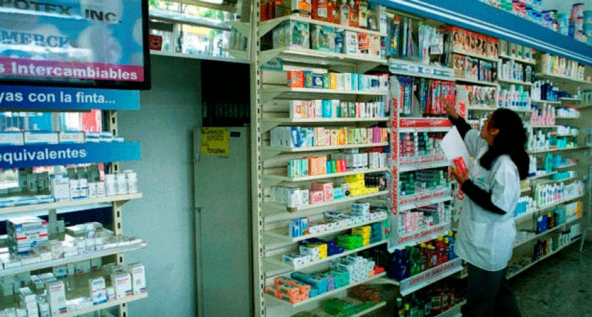 En las Farmacias nuevejulienses se deberá esperar fuera del edificio ser atendido