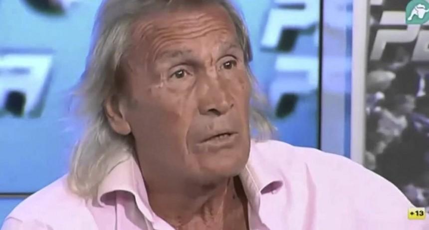 Internaron a Hugo Gatti en Madrid y le harán el test del coronavirus
