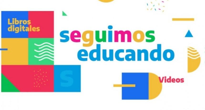 Seguimos Educando llegó a 1.400.000 visitas en la primera semana desde su lanzamiento
