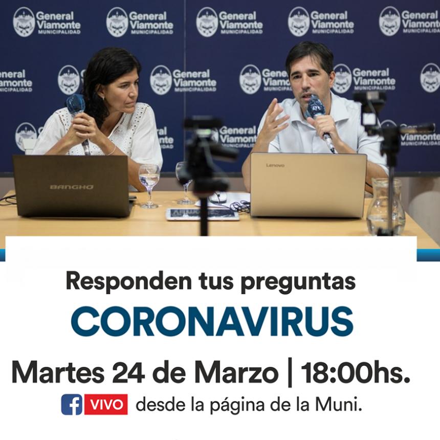 18:00 Hs - Hoy el Intendente vuelve a dialogar con los vecinos