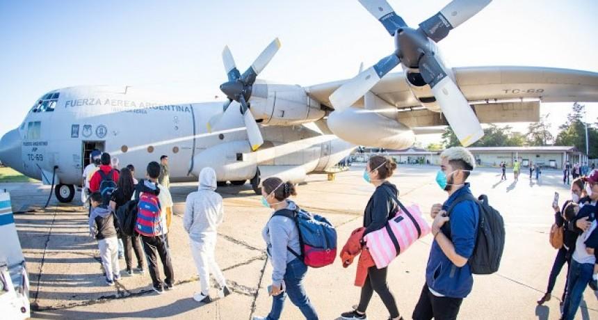 Llegan ésta noche 2 aviones Hercules  C 130hacia desde Perú para traer de regreso a 140 argentinos.