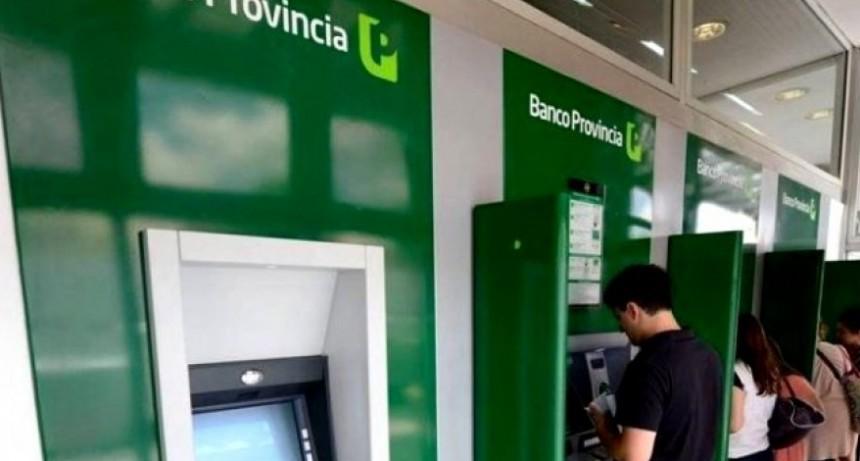 El Banco Provincia refuerza el servicio con 11 cajeros móviles
