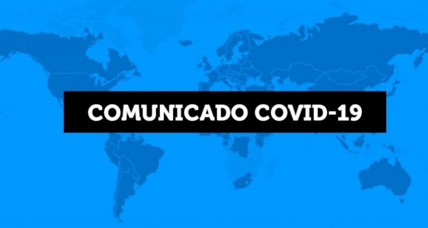 Martes 31 de Marzo 21 Hs -REPORTE DIARIO NRO 12 | SITUACIÓN DE COVID-19