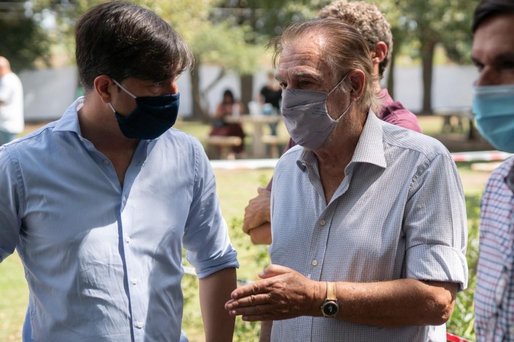 FRANCO FLEXAS | RECORRE LA PROVINCIA. Elecciones en el radicalismo.