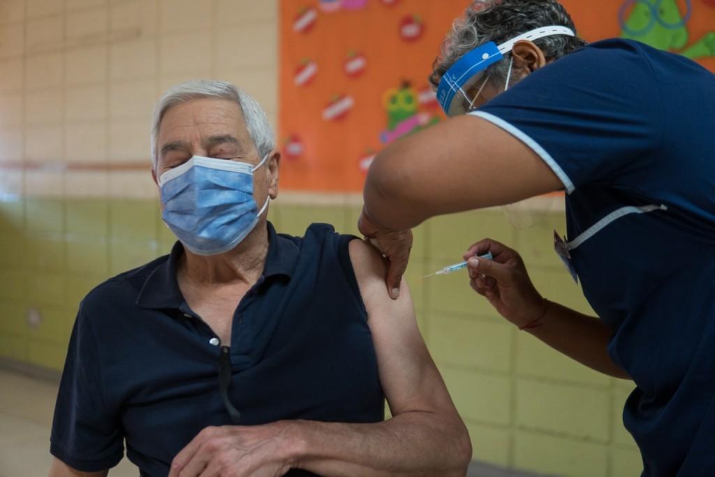 COVID-19: Vacunación en el distrito de Gral Viamonte