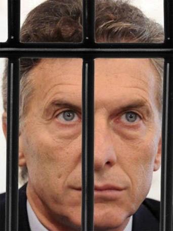 Macri preso, el principal blanco K . By Carlos Tórtora