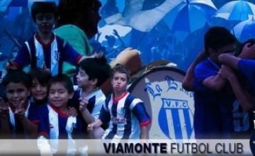 VIAMONTE FUTBOL CLUB, renovó su comisión