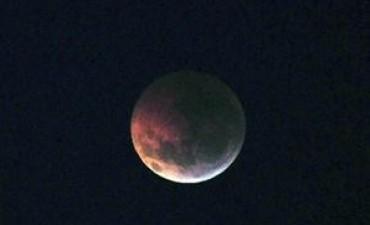 El martes habrá un eclipse lunar