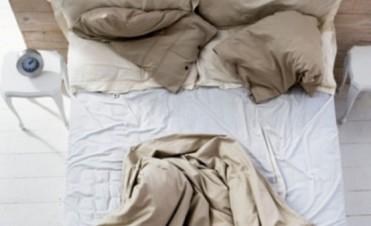 ¿Sabías qué? :Hacer la cama es malo para tu salud