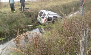 Accidente fatal en Ruta 7 en cercanías de L. N.Alem