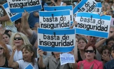 Hay 82 delitos por hora en la Provincia de Buenos Aires