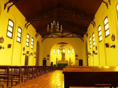 Horario en la parroquia