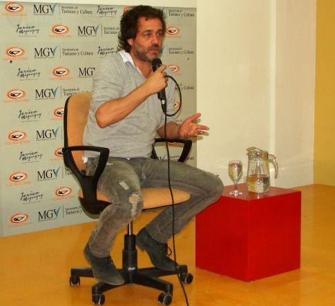 """Visitó nuestra ciudad el actor Gastón Pauls, protagonista del film sobre Malvinas """"Iluminados por el Fuego"""""""
