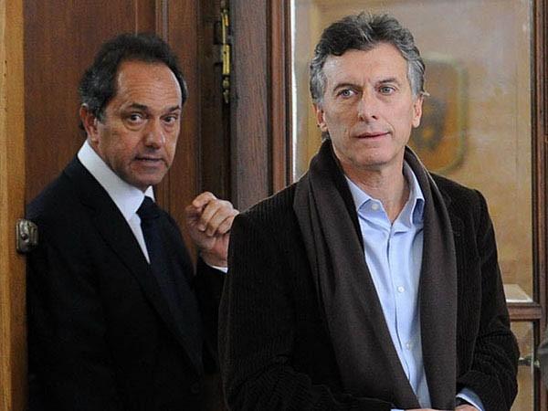 Aunque es prematuro, Macri y Scioli avanzan hacia la polarización by Carlos Tórtora
