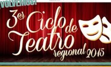 Teatro regional en Los Toldos