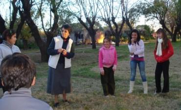 Visitan el distrito las misioneras del Padre Kolbe