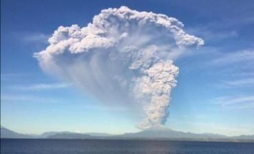 Alerta en Chile por un volcán