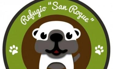 Espacio cedido al Refugio San Roque